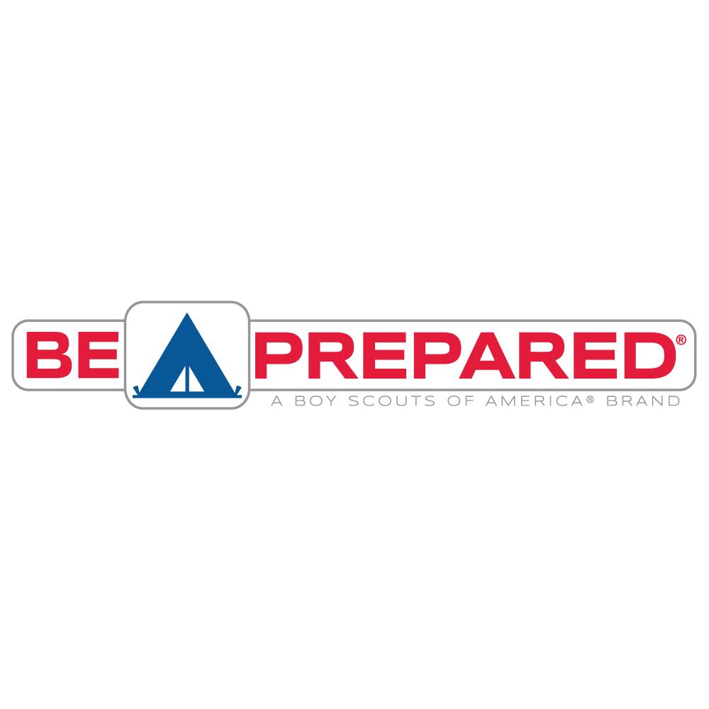 Be Prepared Logo (Large)